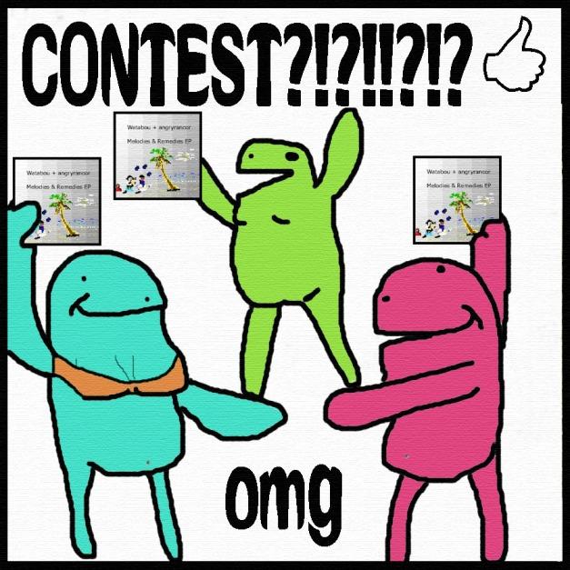 Watabou+Angryrancor Free Album Giveaway Contest!