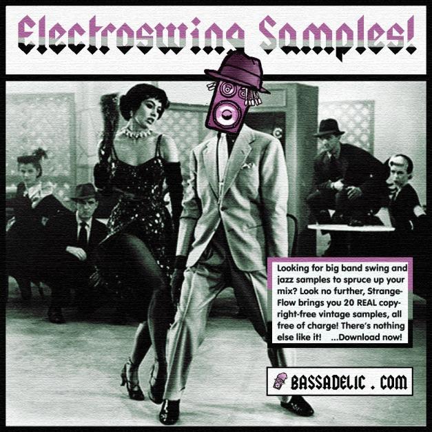 StrangeFlow's Electroswing Samples