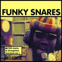 Samples: 30 Free Funky Snares, by StrangeFlow