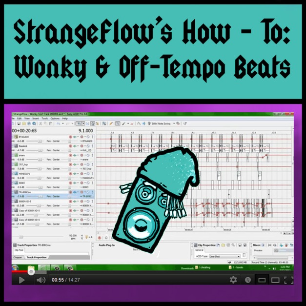 How-To: Making Wonky & Off-Tempo Beats!