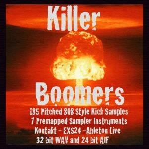 Simtek's Killer Boomers Sample Pack!