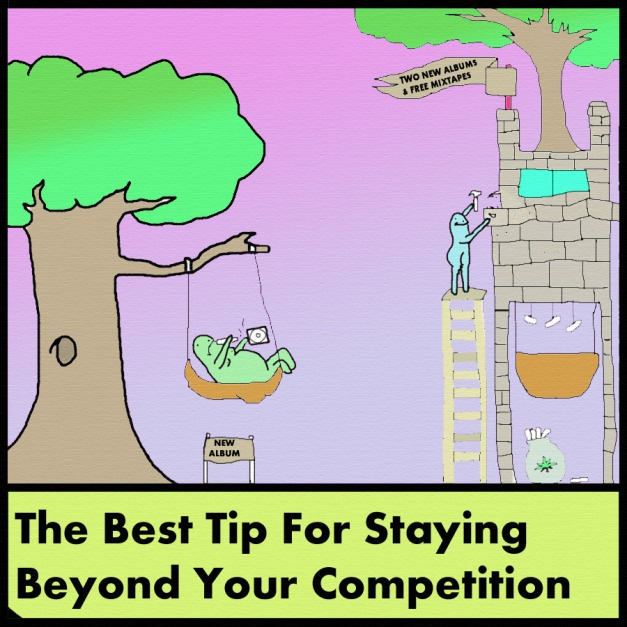 How to Build a Super Blunt Castle in the Sky and Have a MUCH Better Hammock