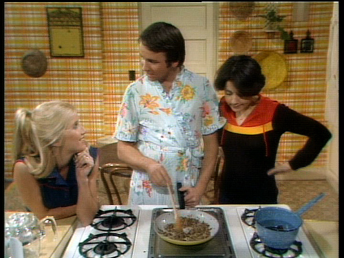 Jack, Janet, and Chirssy - from Three's Company