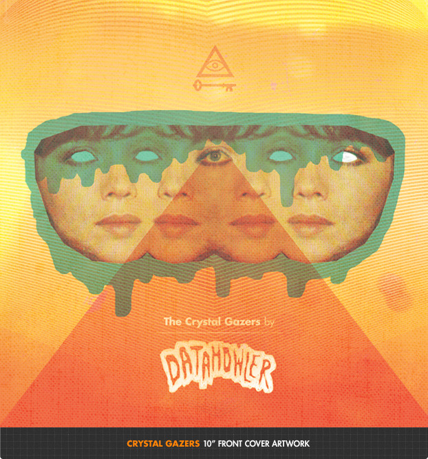 Datahowler Has a New Album, New Art, and, Best of All, New Terrariums