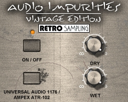 Audio Impurities: Vintage Edition: Retro Sampling