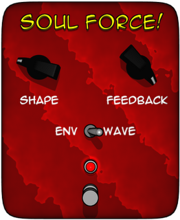 Soul Force! I kind of wish it was better, since it has such a cool name, but it's basically alright...