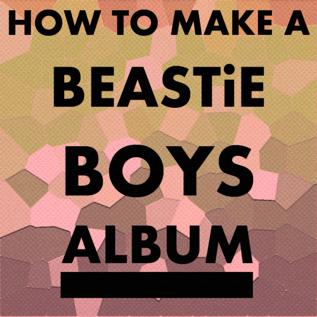 How to Make a Beastie Boys Album! Audio Commentary FROM THE SOURCE!!!