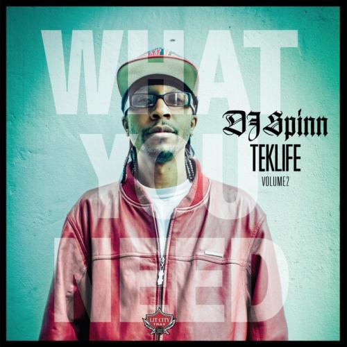 Dj Spinn - Teklife Vol. 2