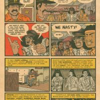 the Hip Hop Family Tree - Retro Rap Comics FTW!