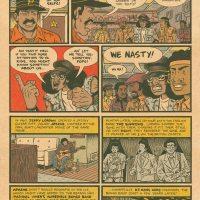 the Hip Hop Family Tree - Retro Rap Comics FTW!