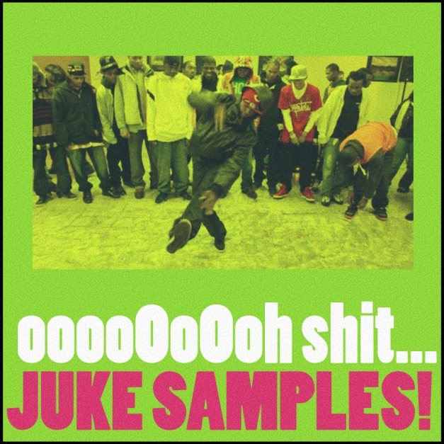 HUGE Chicago Juke Style Beats n Loops n Samples Package... Comin soon from Bassadelic!