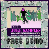 600 Juke Samples FREE DEMO!! :)