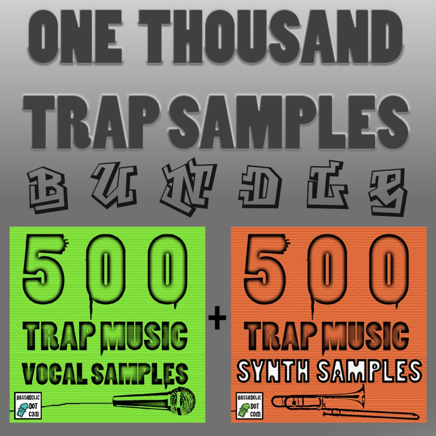 1000 Trap Samples on Sale!