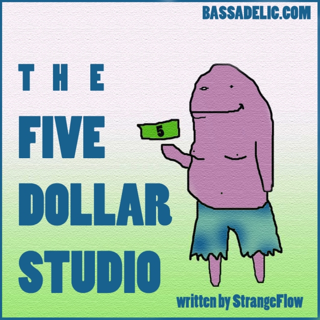 The Five Dollar Studio - How to create a setup so you can make music ON THE CHEAP!