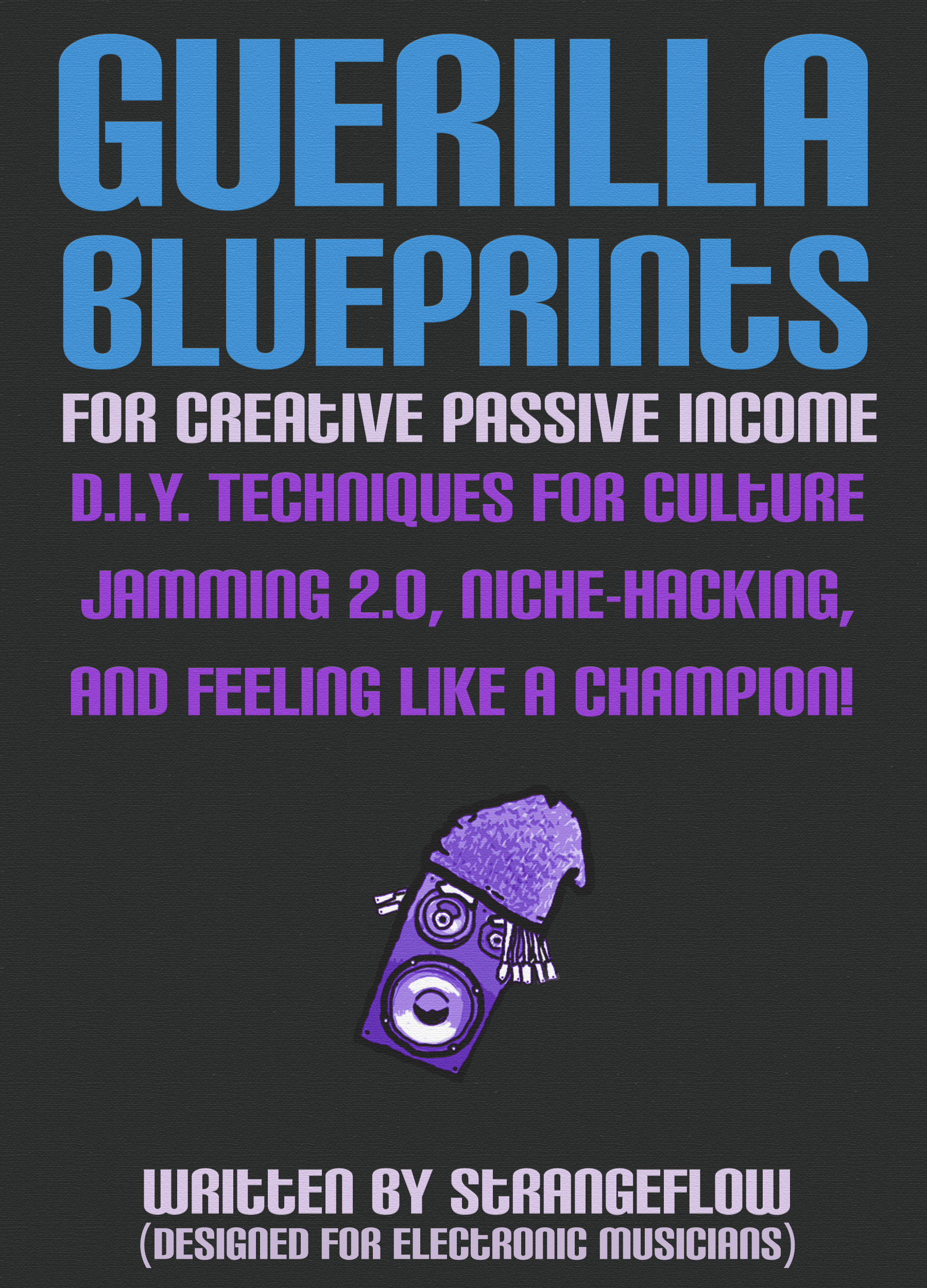 SF's Passive Income for Musicians eBook !