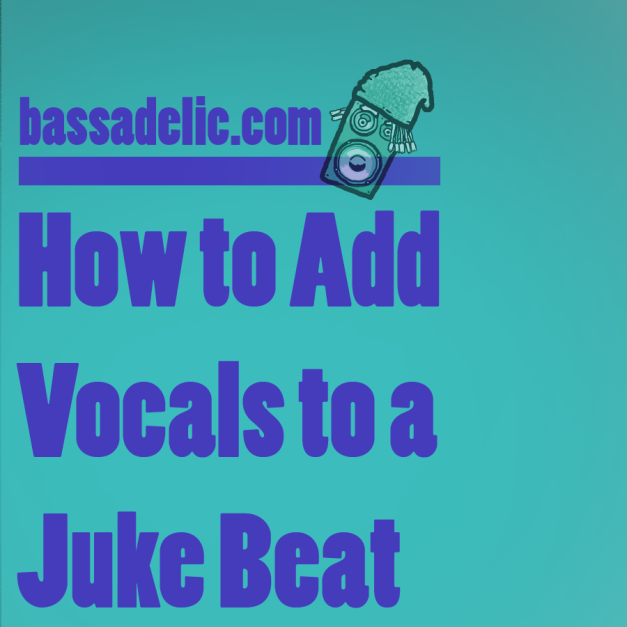 How to Add Vocals to a Juke Beat! StrangeFlow Shows Ya!