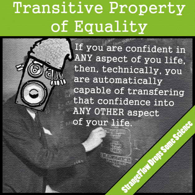 Bassadelic.com - transitive property of equality, by StrangeFlow