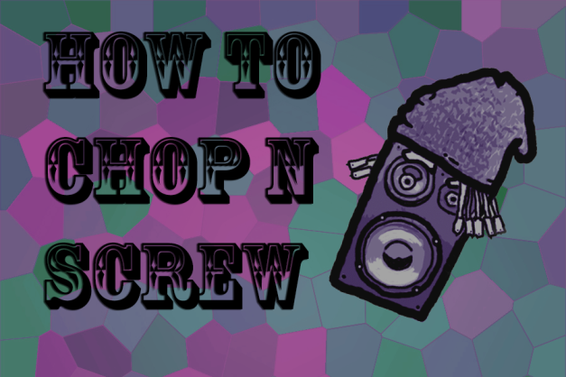 how to chop n screw