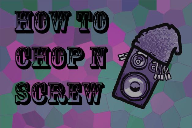 how to chop n screw