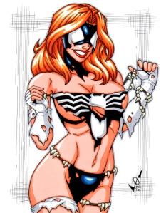 Savage_Land_Spiderwoman_II_by_gb2k