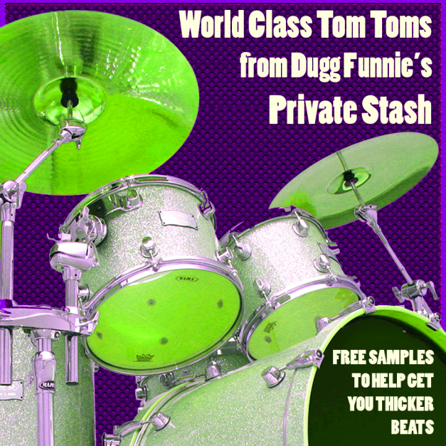Dugg Funnie's Free Tom Tom Sample Pack | Bassadelic com