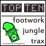 Top Ten Footwork Jungle Trax