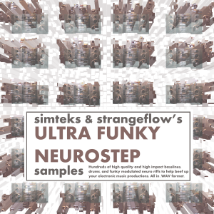 New funky neuro samples, for your neurofunk production, neurostep production, dubstep, trap, or glitch hop production!