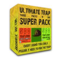 1200 TRAP SAMPLES! Ultimate 3-in-1 Trap Super Pack..