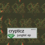 Crypticz Drops a Jungle Footwork Bomb on the DanceFloor with His New EP!