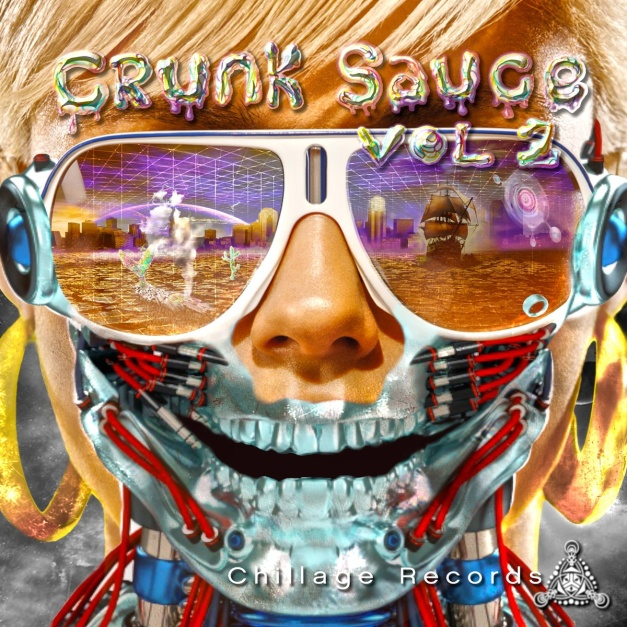 Crunksauce Vol 2 by Chillage Records. posted by Bassadelic.com