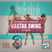 Free Electro Swing Samples (Vol. 3 !!) DEMO   (..it's been a year, but now it's here at laaaast!)