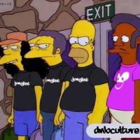 Simpsons Junglist Meme