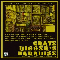 (Dilla-inspired) Crate Digger's Paradise - 2-Sample-Packs-in-1: Authentic Funk Samples AND Modern Underground Hip Hop