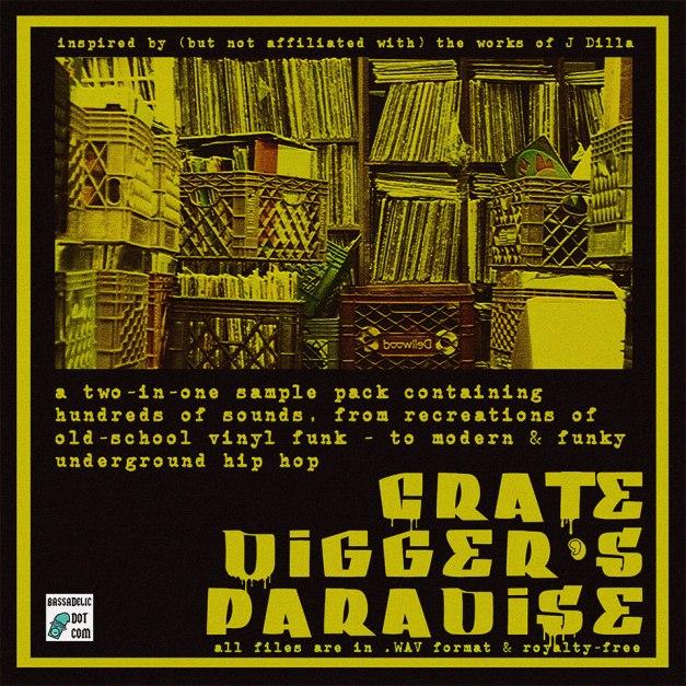 Bassadelic.com -- Crate Digger's Paradise