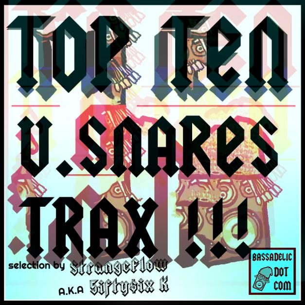 Top Ten Venetian Snares Trax (selected by StrangeFlow aka 5ifty$ix K)