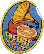 Freshly Squeezed Logo