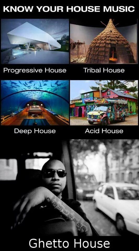 Ghettohouse, DJ RASHAD