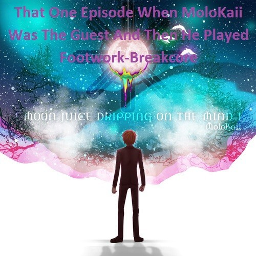 the Bass Test. Ep. 15 - That One Episode When MoloKaii Was The Guest And Then He Played Footwork-Breakcore