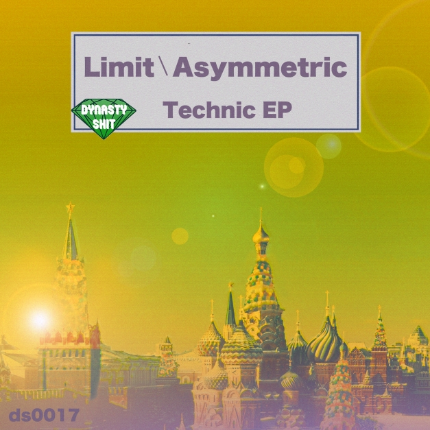 Limit\Asymmetric - Technic EP (footwork jungle album put out by Dynasty Shit.com) ds0017