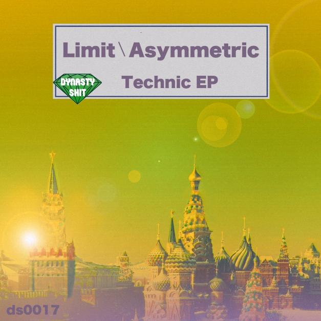 Limit\Asymmetric - Technic EP (footwork jungle album put out by Dynasty Shit.com) ds0017