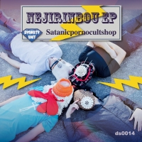 New Satanicpornocultshop album - Japanese breakcore footwork material, part of Dynasty Shit's aggressively ambitious campaign to infect the world with a new breed of hardcore music