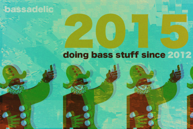 doing-bass-stuff since 2012... bassadelic.com