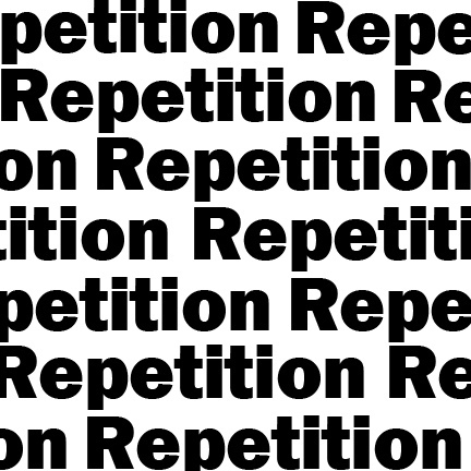 repetition1